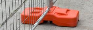 Fence Panel Feet